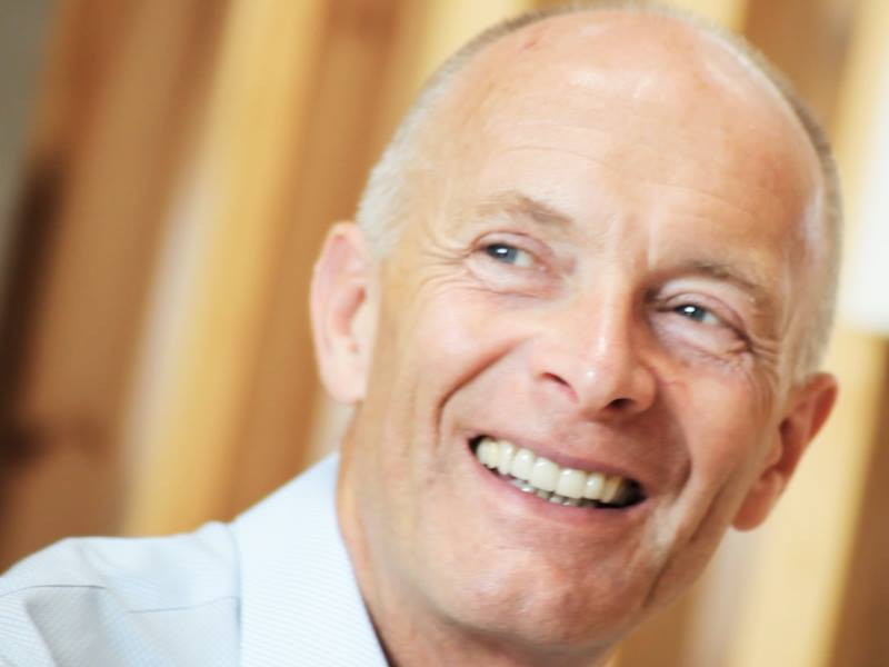 David Parrish: «Create your own Business Formula»