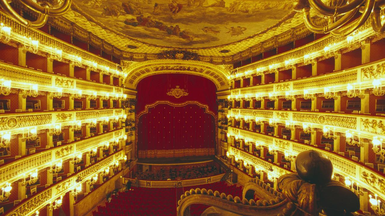 Eight of the world's most breathtaking theatres