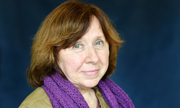 Nobel Lecture by Svetlana Alexievich