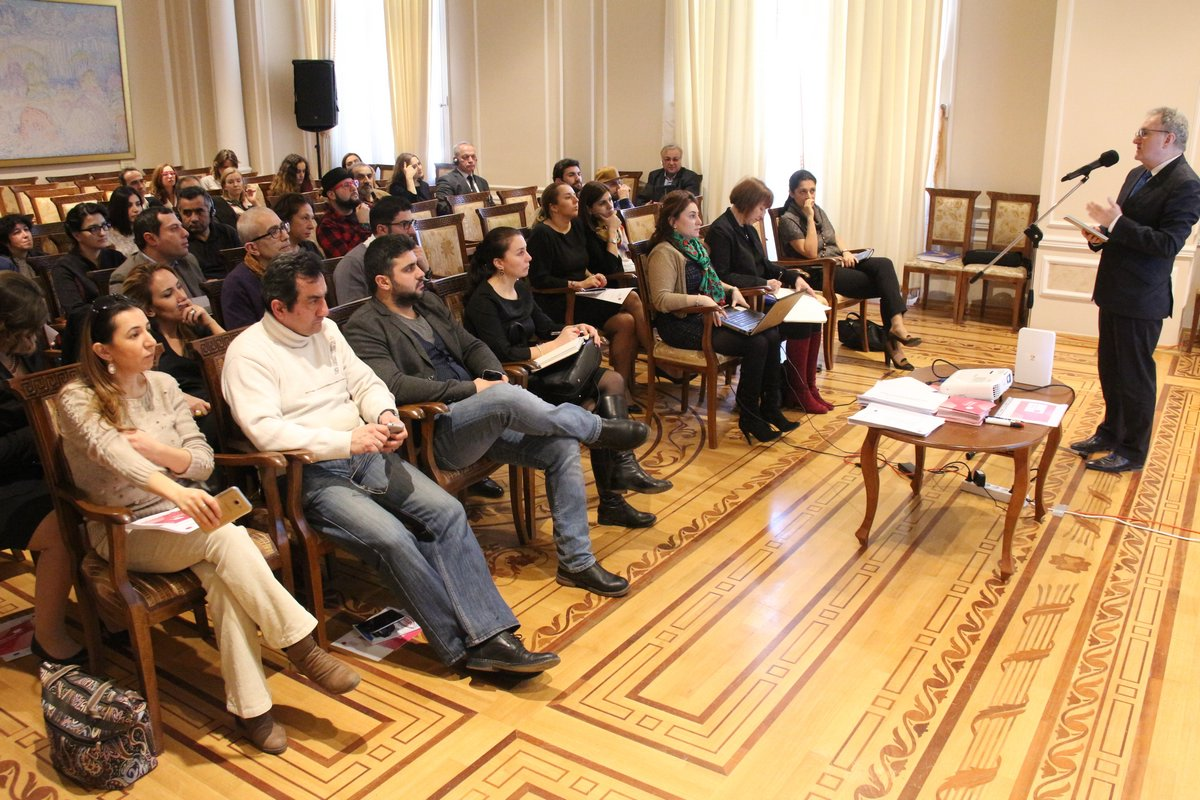 Issues and priorities for development of cultural and creative industries in Azerbaijan