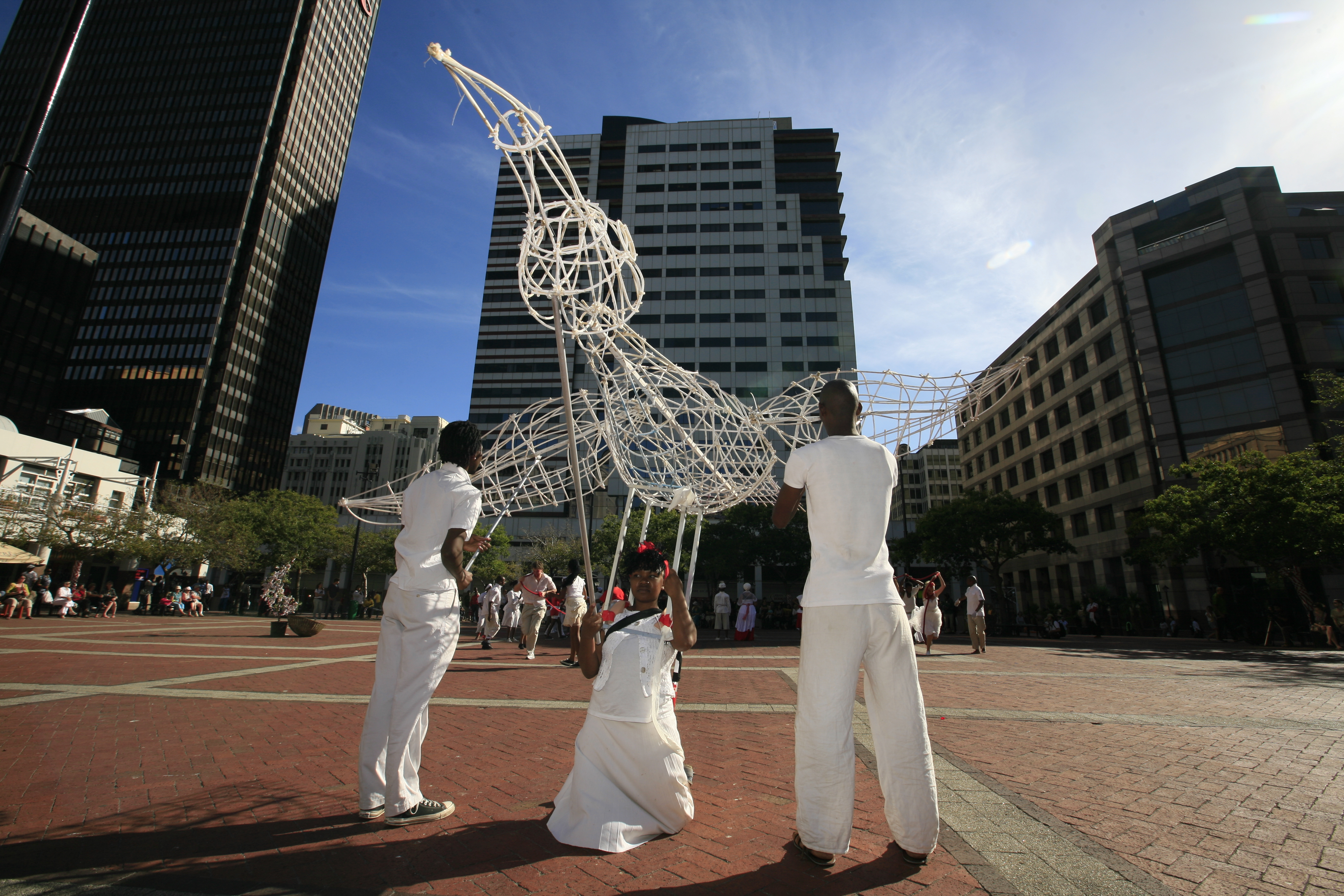 CAPE TOWN'S NEW ARTS POLICY: WHAT'S THE VERDICT?