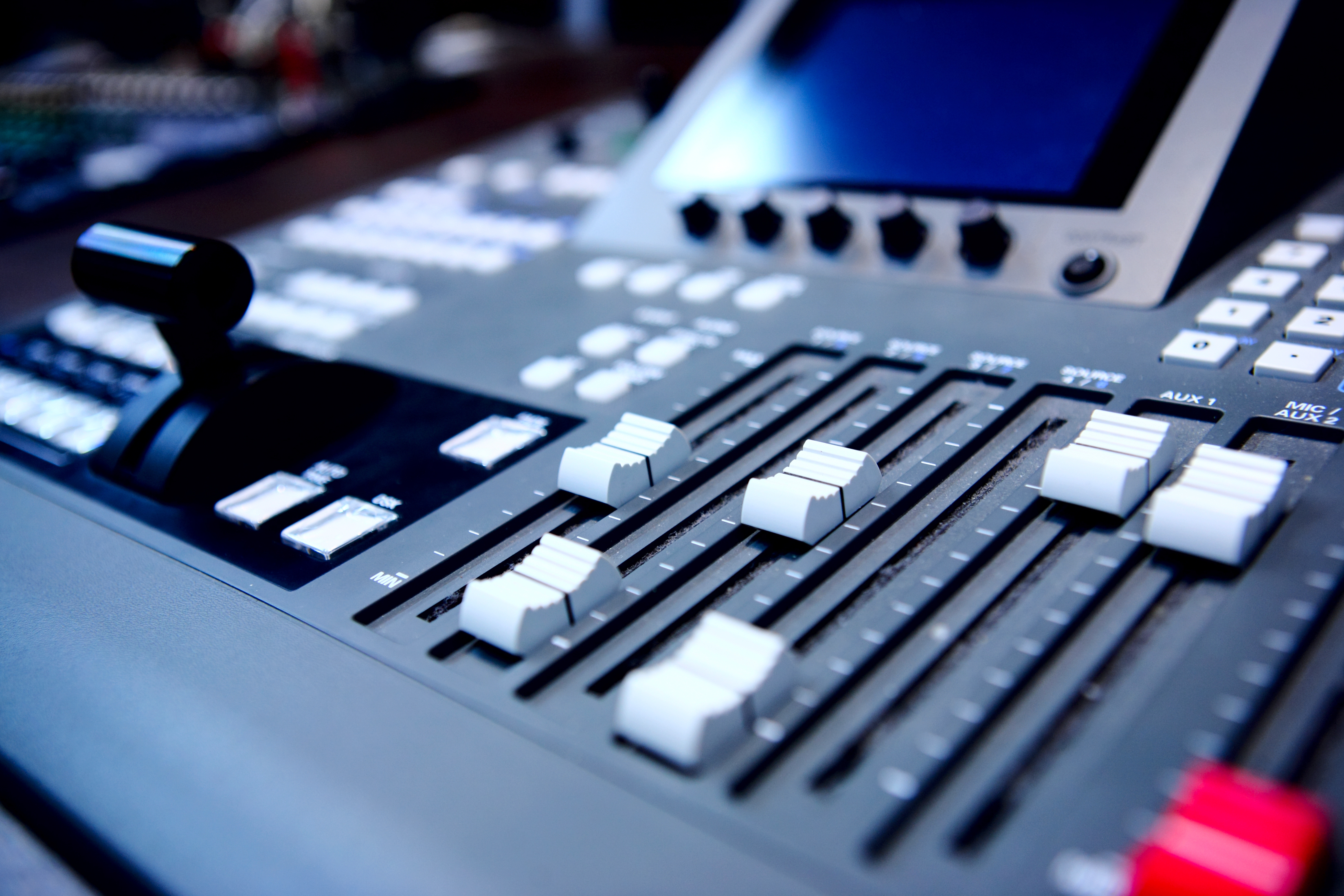 Audio visual services business plan
