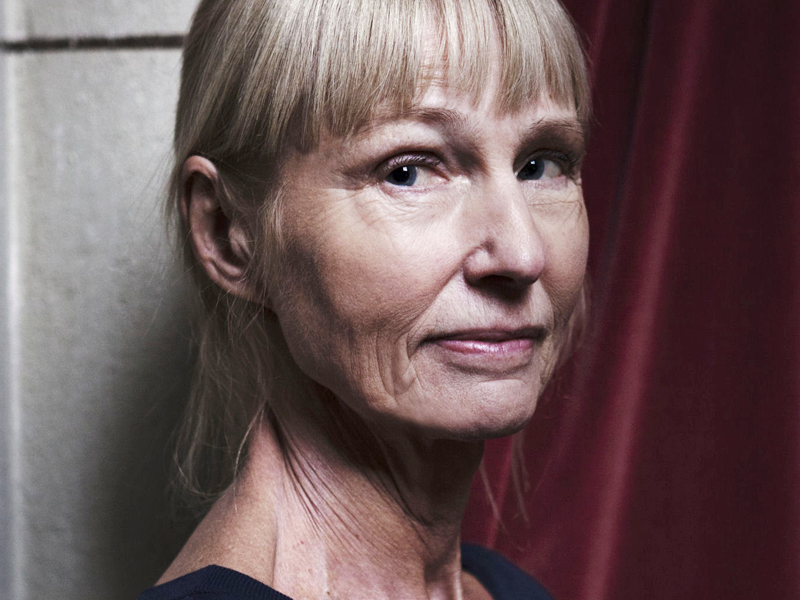 "Carola Hansson: ""It is quite a difficult thing for a woman to be an author"""