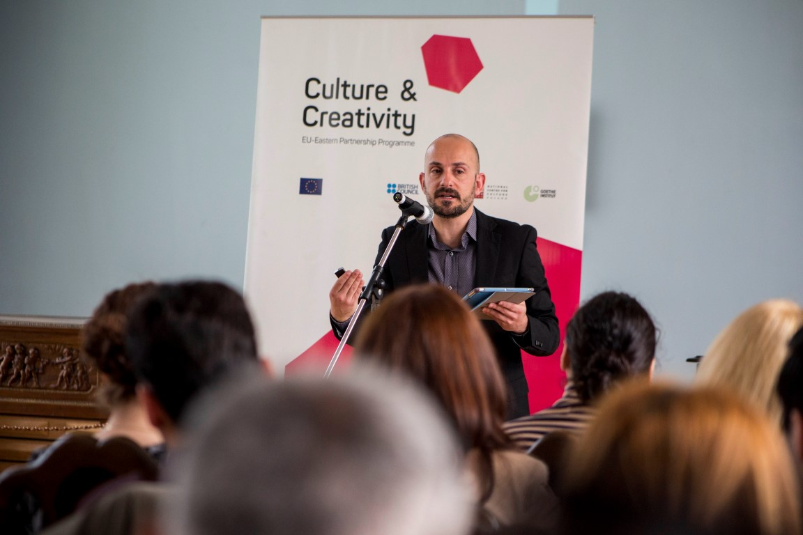 CULTURAL LEADERSHIP: ANTHONY ATTARD REFLECTS ON CULTURE AND CREATIVE SECTORS
