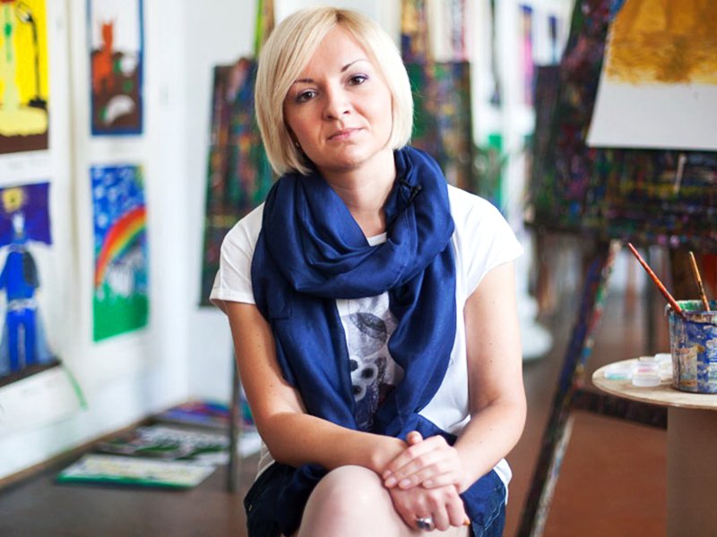 "Ekaterina Solodukha: ""A project proposal is also a piece of art"""
