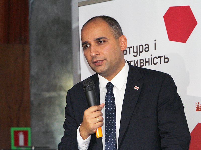 "Mr. Levan Kharatishvili: ""Participation in Creative Europe Programme is a significant success for Georgia"""