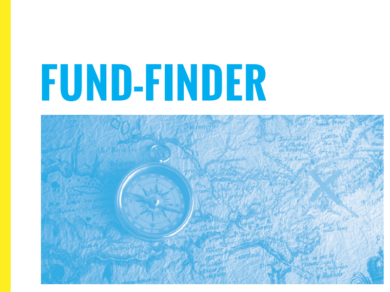 Fund Finder: a Must-Have for Cultural Activists
