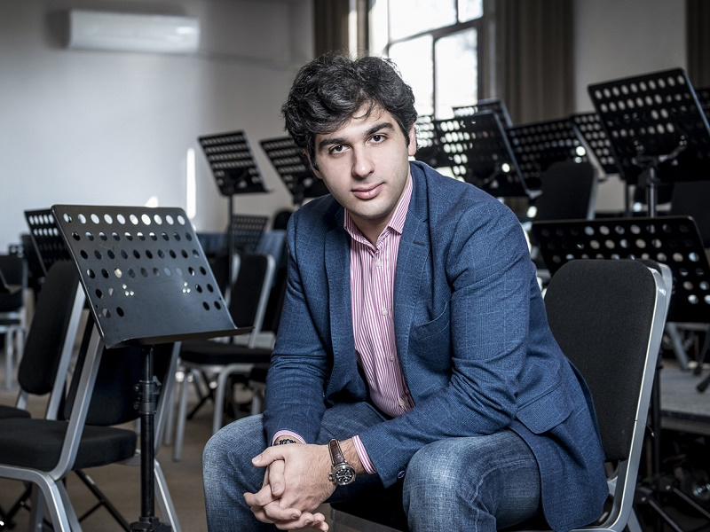 "Sergey Smbatyan: ""Culture is a strong power, and through it one can tell a lot to the world"""