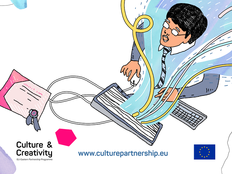 1800 cultural managers have received certificates just after two months of the launch of online courses by Culture and Creativity EU Programme