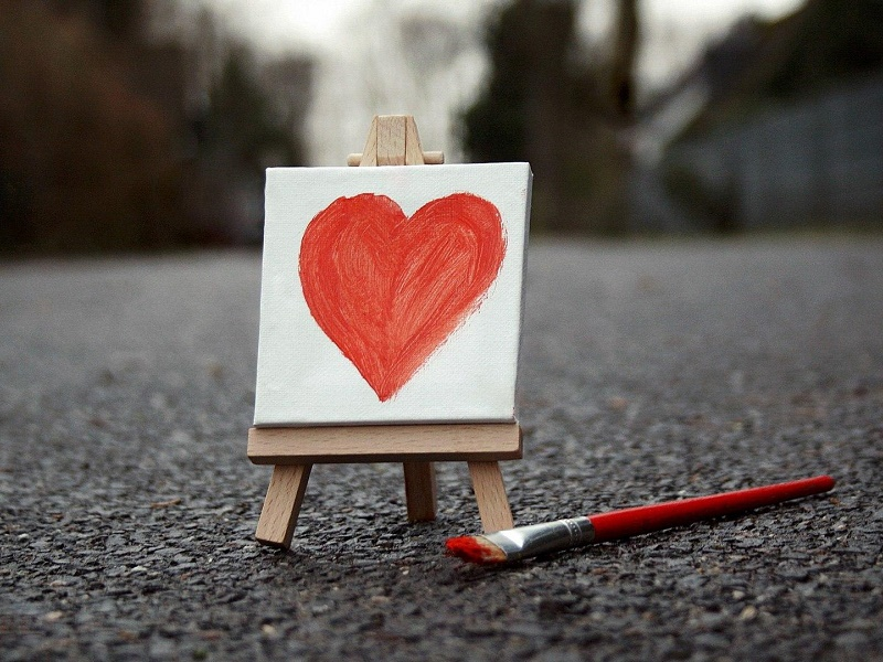 Love is: 5 most romantic masterpieces in the history