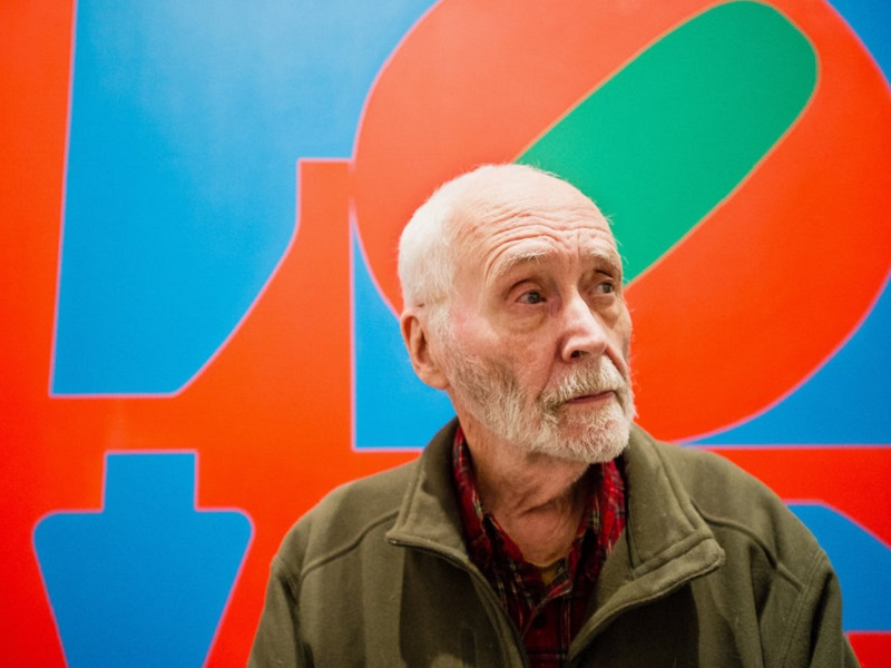 When LOVE takes over: how Robert Indiana's artwork conquered the planet