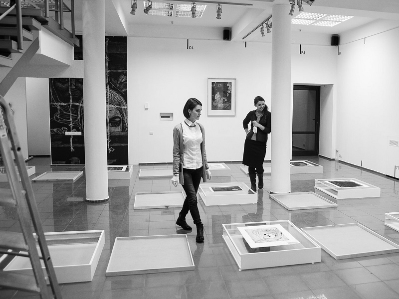 Decentralisation in Action: A Gallery in Dnipro