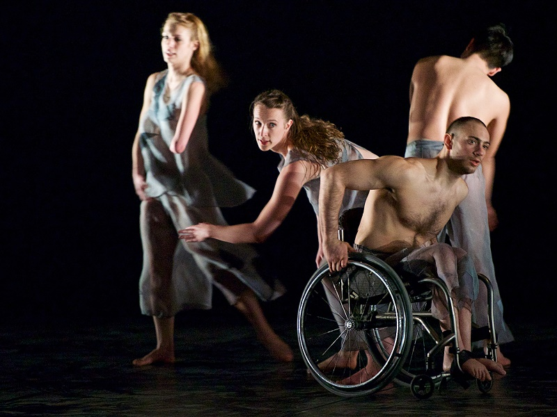 Candoco Dance Company: It's Not Therapy, It's Art