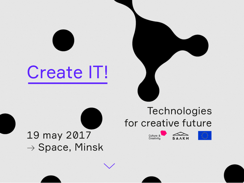 Technologies for creative future – Forum in Belarus, May 18-19