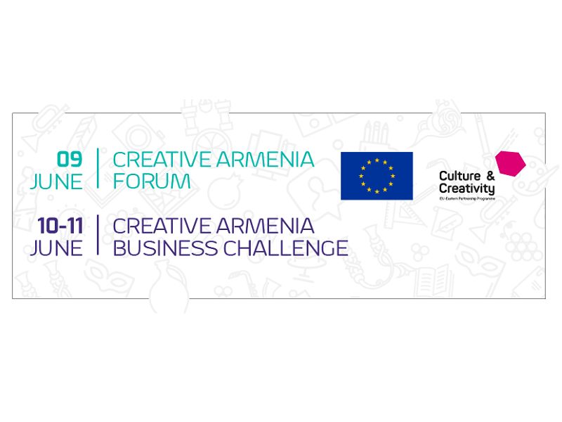 APPLY TO CREATIVE ARMENIA BUSINESS CHALLENGE