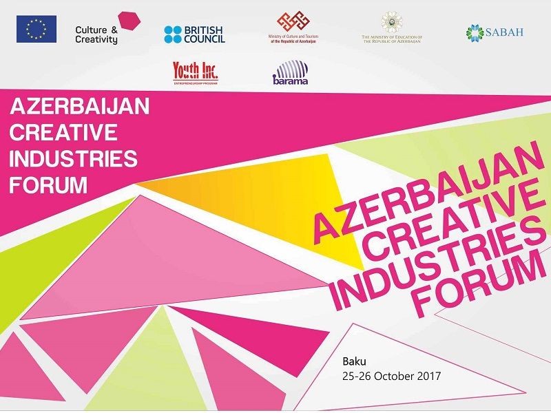 Forum in Azerbaijan: Culture and Creativity for Innovation and Growth