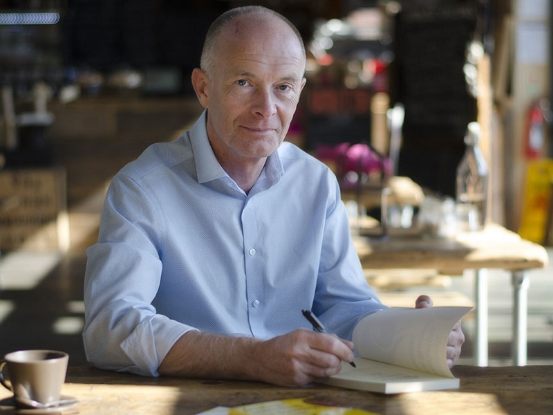 A GUIDE TO THE BUSINESS OF CREATIVITY: DAVID PARRISH'S BOOK TO BE PUBLISHED IN BELARUSIAN