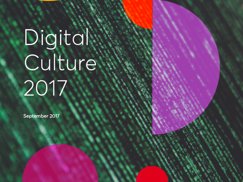 Five findings from the Digital Culture survey 2017