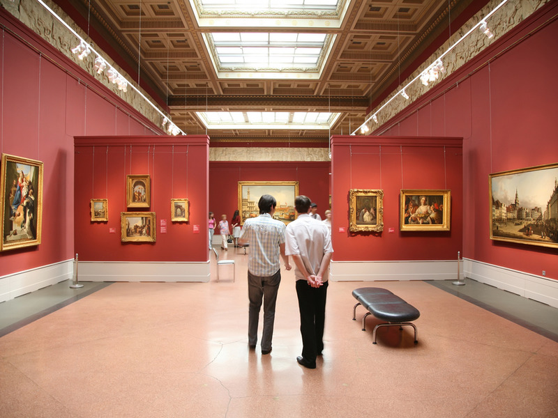 How museums and galleries can help us unwind?